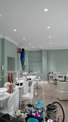 Immagine 1 26 pulizie centro estetico roma for Tariffe pulizie domestiche