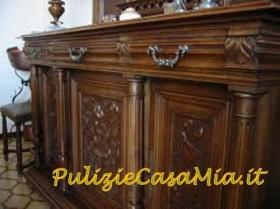 Come pulire i mobili antichi impresa di pulizie roma for Stili mobili antichi