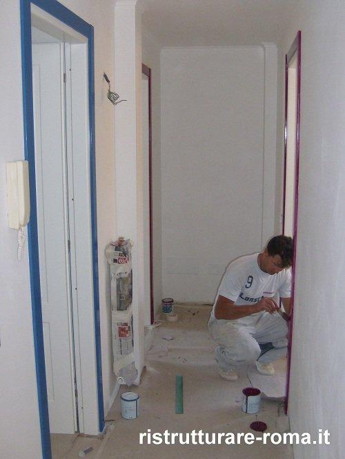 Foto imbianchino foto servizi correlati for Tariffe pulizie domestiche