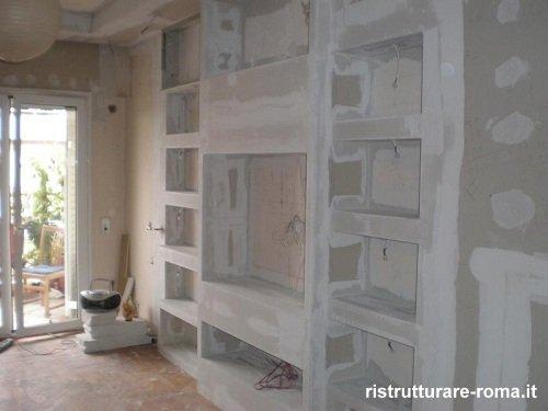 Foto lavori in cartongesso foto servizi correlati for Tariffe pulizie domestiche