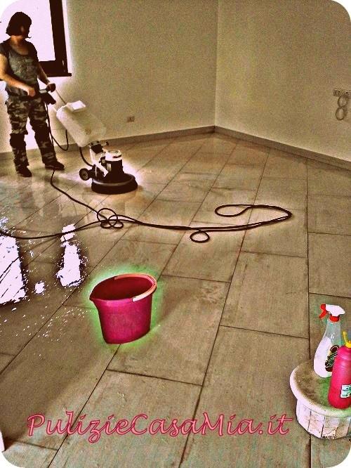 Pulizie dopo lavori edili foto dei nostri lavori for Tariffe pulizie domestiche